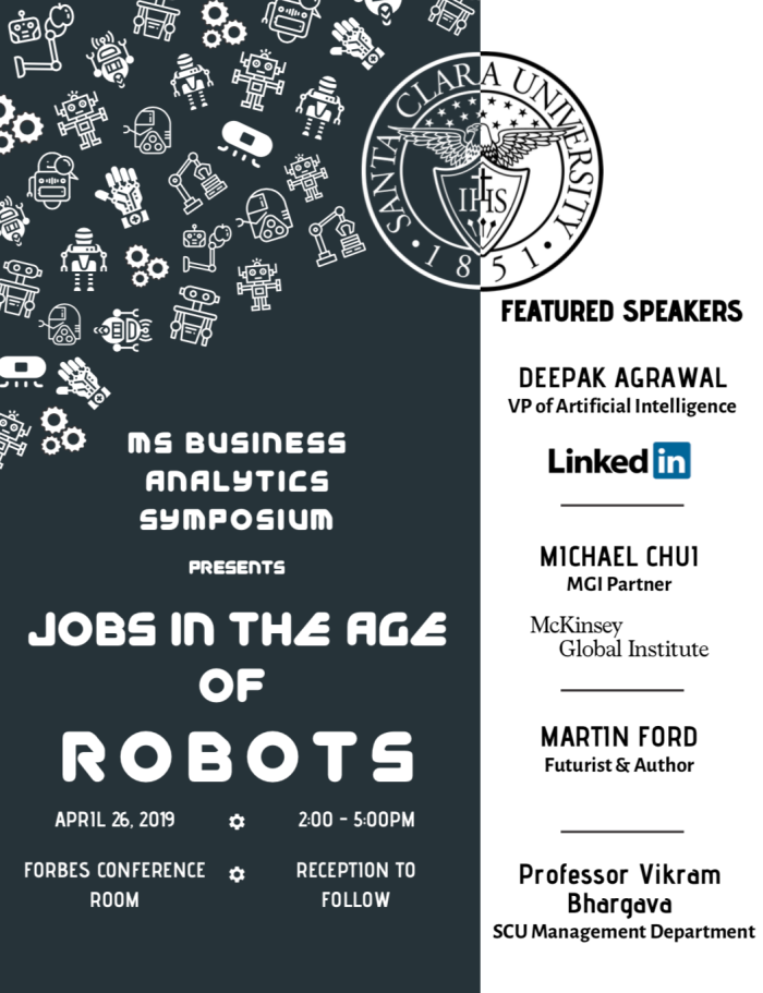 Jobs in Age of Robots Photo